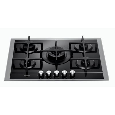 Whirlpool Built-In Gas Hob in Black GOF 7523/NS