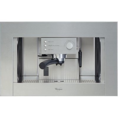 Whirlpool Built-In Coffee Machine in Stainless Steel ACE 010/IX