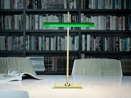 Flos lampada tavolo GOLDMAN ottone by RON GILAD