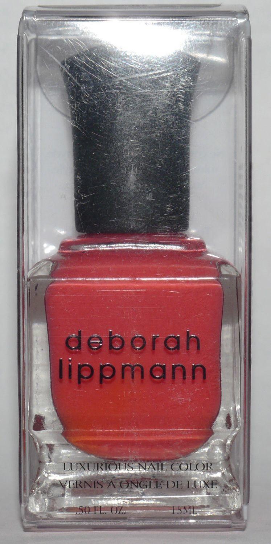 Girls Just Want To Have Fun - deborah lippmann Luxurious Nail Color Polish .50 oz