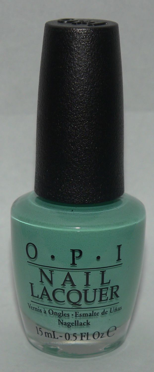My Dogsled is a Hybrid - OPI Nail Polish Lacquer 0.5 oz