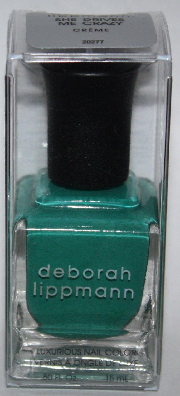 She Drives Me Crazy  - deborah lippmann Luxurious Nail Color Polish .50 oz