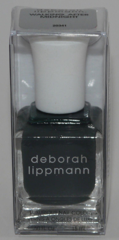 Walking After Midnight - deborah lippmann Luxurious Nail Color Polish .50 oz