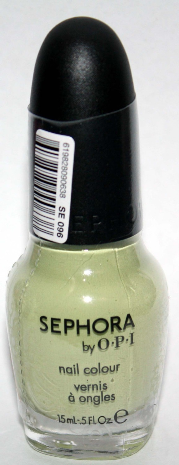 Is It Payday Yet? -Sephora By OPI Nail Polish Lacquer .5 oz