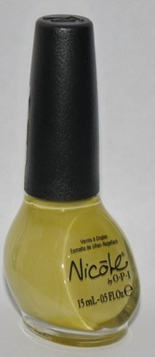 LADIES IN THE LIMELIGHT (KARDASHIAN KOLOR) -Nicole By OPI Nail Polish Lacquer .5 oz