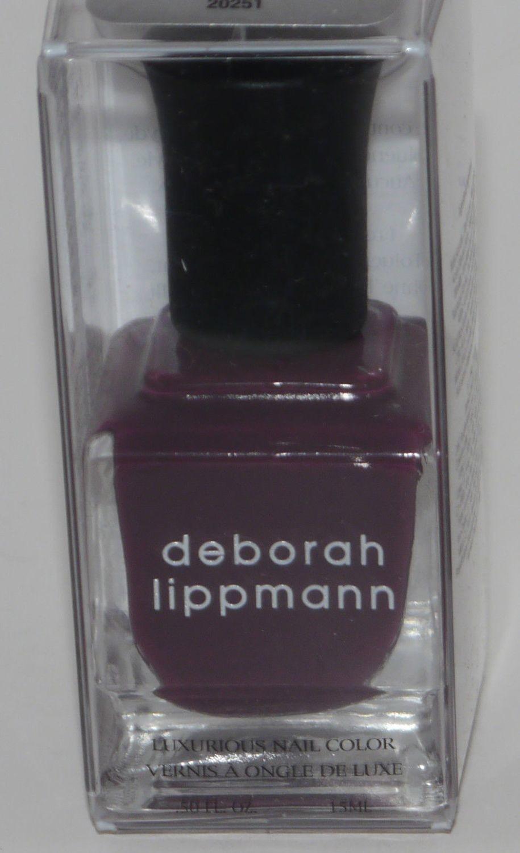 One More Night - deborah lippmann Luxurious Nail Color Polish .50 oz