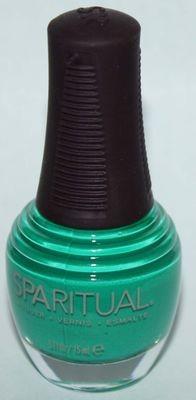 Emerald City - SpaRitual Nail Polish Lacquer .5 oz