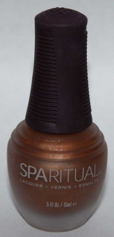 Gratitude -SpaRitual Nail Polish Lacquer .5 oz