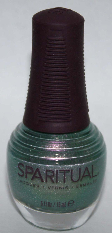 Sea Grass - SpaRitual Nail Polish Lacquer .5 oz