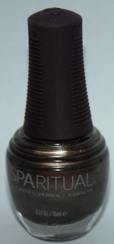 Slate - SpaRitual Nail Polish Lacquer .5 oz