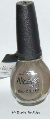 MY EMPIRE...MY RULES (KARDASHIAN KOLOR) -Nicole By OPI Nail Polish Lacquer .5 oz
