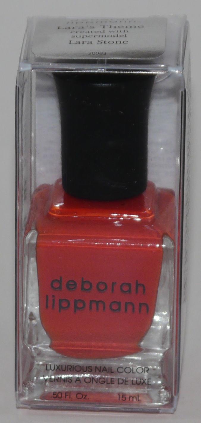 Lara's Theme - deborah lippmann Luxurious Nail Color Polish .50 oz