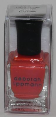 Lara's Theme - deborah lippmann Luxurious Nail Color Polish .50 oz
