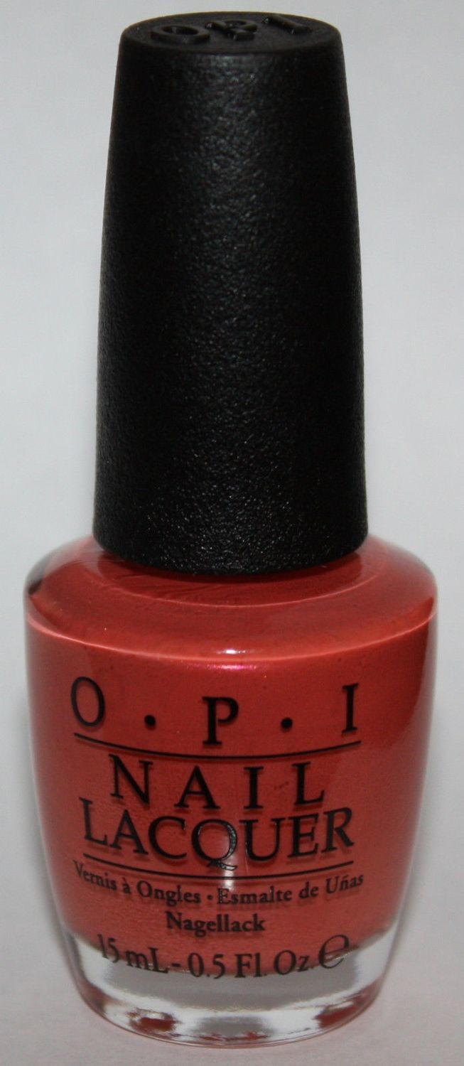 Are We There Yet? - OPI Nail Polish Lacquer 0.5 oz