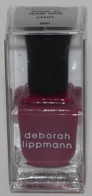 Stand By Your Man - deborah lippmann Luxurious Nail Color Polish .50 oz