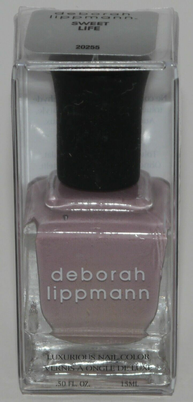 Sweet Life - deborah lippmann Luxurious Nail Color Polish .50 oz