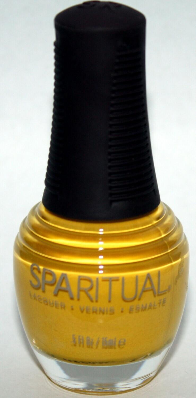 enlightened soul - SpaRitual Nail Polish Lacquer .5 oz
