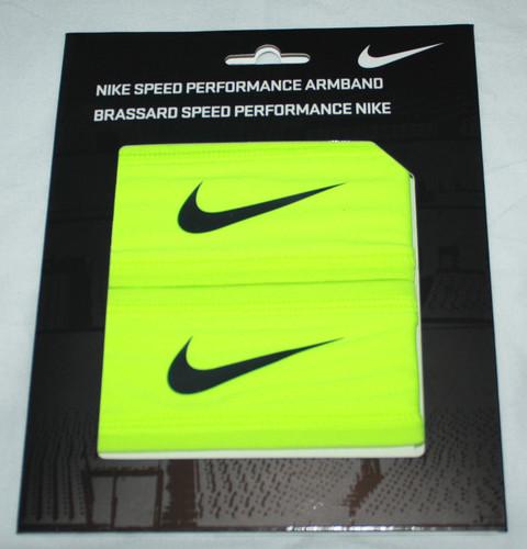 """Nike Adult Unisex Speed Performance 2 ½"""" Armbands (One Size)"""