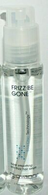 Giovanni ECO CHIC FRIZZ BE GONE Super Smoothing Hair Serum 2.75 oz