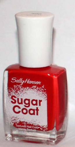 Sally Hansen SUGAR COAT Textured Nail Color Polish .4 oz (Several Colors)