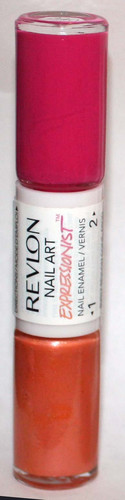 Revlon Nail Art EXPRESSIONIST Nail Enamel Polish .26 oz (Several Colors)
