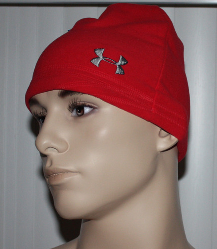 Under Armour UA BLUSTERY Men's Fleece Lined Beanie Hat Sz OS (Several Choices)
