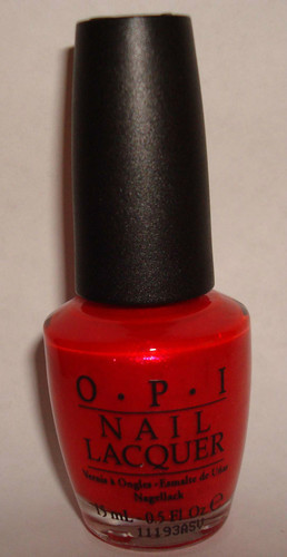 love is a racket - OPI Nail Polish Lacquer 0.5 oz