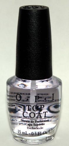 top coat - OPI Nail Polish Lacquer 0.5 oz