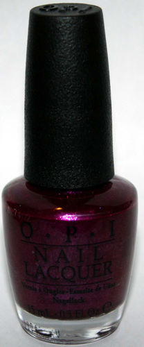 Congeniality is My Middle Name - OPI Nail Polish Lacquer 0.5 oz