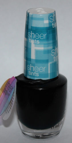 OPI Sheer Tints Tinted Top Coat 0.5 oz I CAN TEAL YOU LIKE ME
