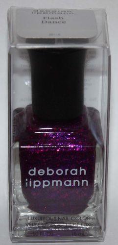 FLASH DANCE - deborah lippmann Luxurious Nail Color Polish .50 oz