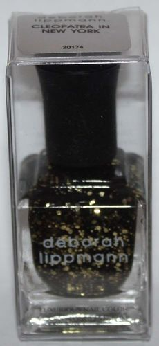 CLEOPATRA IN NEW YORK - deborah lippmann Luxurious Nail Color Polish  .50 oz