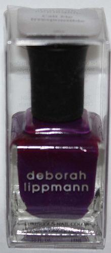 CALL ME IRRESPONSIBLE - deborah lippmann Luxurious Nail Color Polish .50 oz