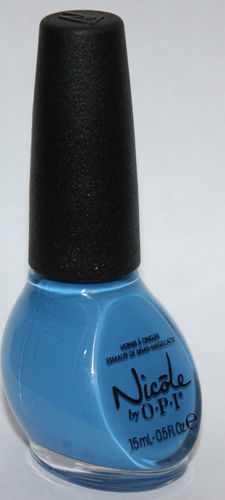 I SEA YOU AND RAISE YOU -Nicole By OPI Nail Polish Lacquer .5 oz