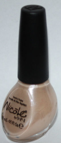 YOU CAN -Nicole By OPI Nail Polish Lacquer .5 oz