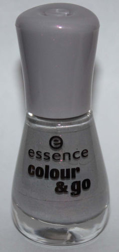 Essence Color & Go Nail Polish #142 Grey-T To Be Here 0.27 oz