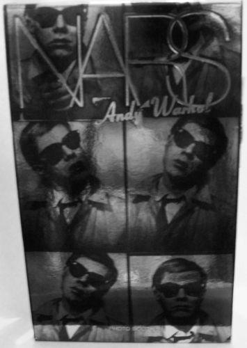 Set Of 4 NARS Andy Warhol Limited Edition Photo Booth MINI Nail Polish Set