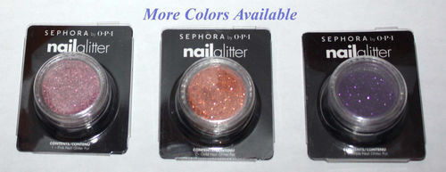 Sephora By OPI Nail Glitter Pot  (Several Colors)
