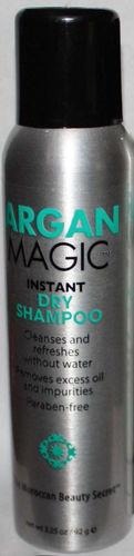 Argan Magic Instant Dry Shampoo 3.25 oz Each