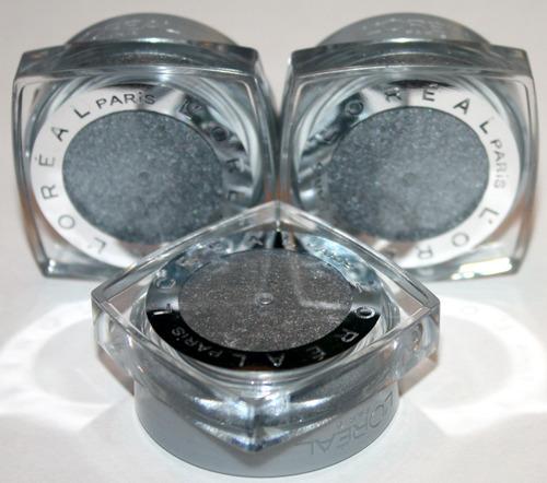 Lot Of 3 L'Oreal Infallible Eyeshadow #507 PRIMPED & PRECIOUS .12 oz Each