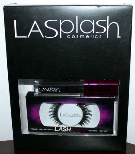 LASplash LASHtease Eye Lash Extensions & SPOTLIGHT Lengthening Mascara Set *Reduced*