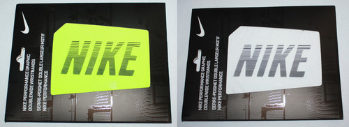 """NIKE Performance Graphic Double-Wide 5"""" Wristbands (Several Colors)"""