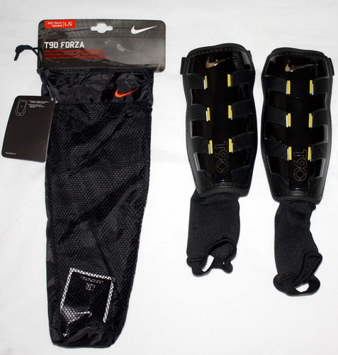 Nike Adult Unisex T90 FORZA Ventilated Shinguards With Reinforced Tibia (Small)