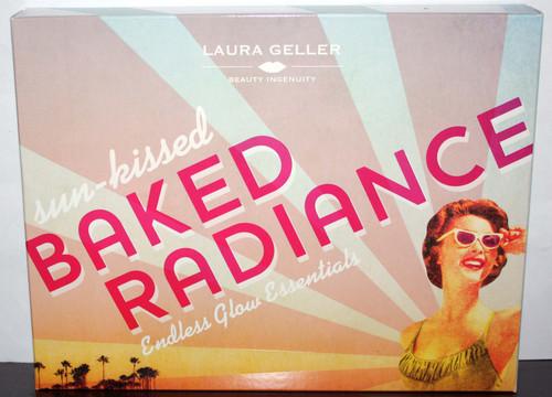 Laura Geller sun-kissed BAKED RADIANCE Endless Glow Essentials Kit *Reduced*