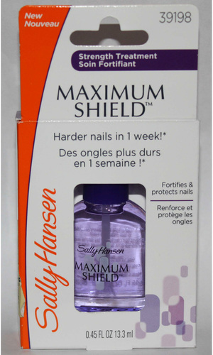 Sally Hansen MAXIMUM SHIELD Strength Nail Treatment #39198
