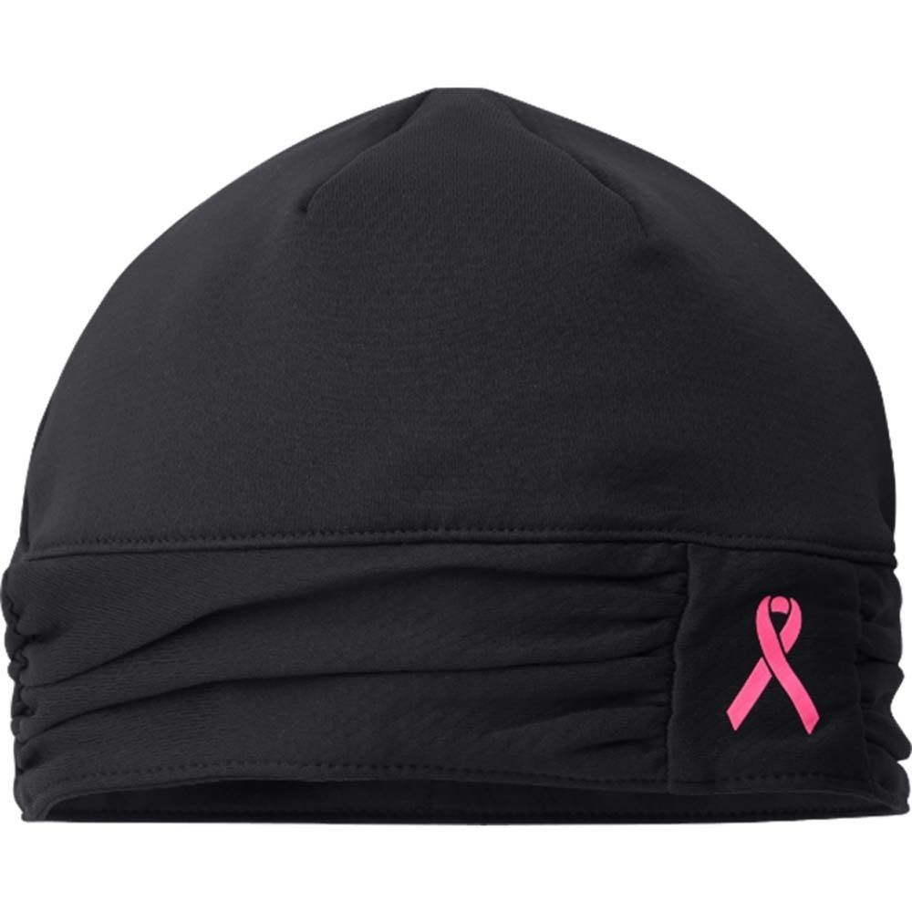 Under Armour CGI Women's Power In Pink Black/Cerise UA Cozy Beanie Hat  (One Size)