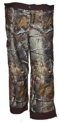 Under Armour Boy's RealTree Camo Outdoor Hunting Loose Fit Pants (Youth X-Large)