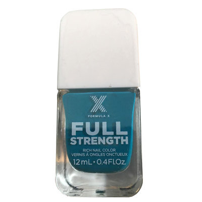 Let's Do This -Formula X Full Strength Rich Color Treatment Nail Polish 0.4 oz