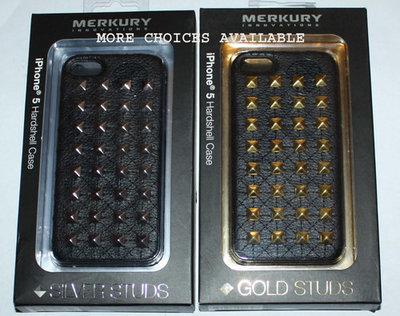 Merkury Innovations Hardshell Studded Case For IPhone 5