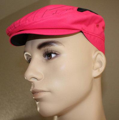 NIKE GOLF Men's Dri-Fit Gatsby Cap Hat -Pink (Small/Medium)